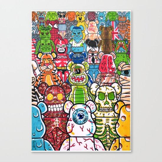 ToyZ. Canvas Print