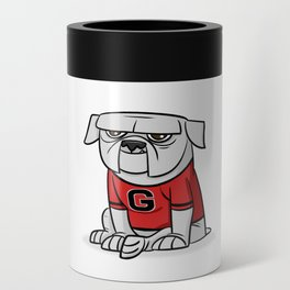 Bulldog from Georgia Can Cooler