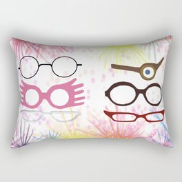 Wizarding Sight Rectangular Pillow