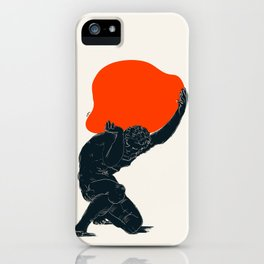 Atlas  iPhone Case
