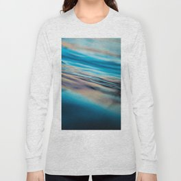 Oily Reflection Long Sleeve T-shirt