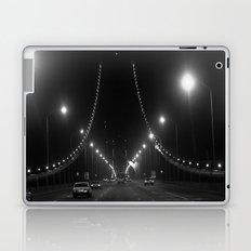 Late Nights on the Bay Bridge Laptop & iPad Skin
