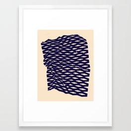 Born To Dunes 2 Framed Art Print