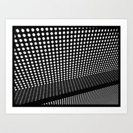 Dotted Art Print