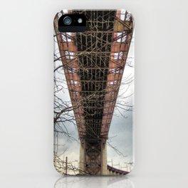 UNDER HELLS GATE NYC  iPhone Case