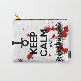 Keep Calm and Diablerize Carry-All Pouch