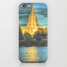 Mormon Temple II Slim Case iPhone 6s