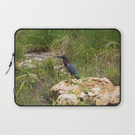 When the Wind Whistles Laptop Sleeve