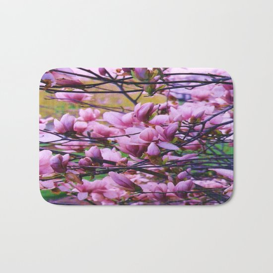 Signs of Spring Bath Mat