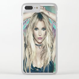 Tropicney Clear iPhone Case