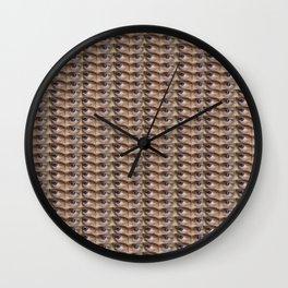 Steve Buscemi's Eyes Tiled Wall Clock