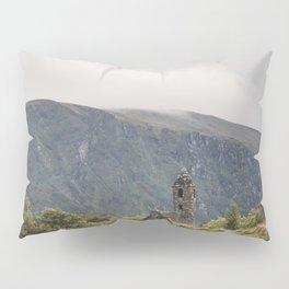 Glendalough Mountain Monastery Pillow Sham