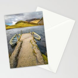 Sunken Boats Stationery Cards