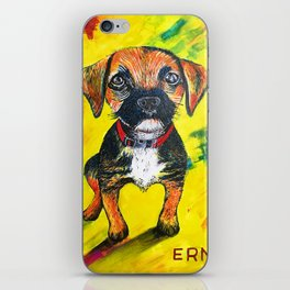 Hello Ernie iPhone Skin