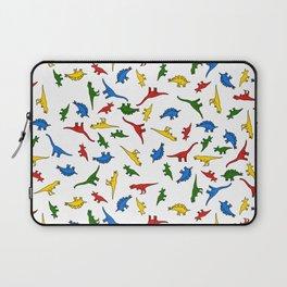 Technicolor Dino Friends Laptop Sleeve