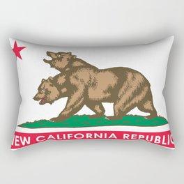 Fallout New california Rectangular Pillow