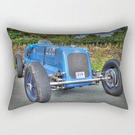 Frazer Nash Vintage Racing Car Rectangular Pillow