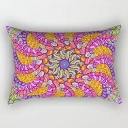 Pinwheel 3 Rectangular Pillow