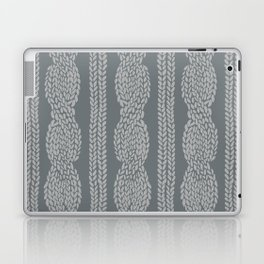Cable Greys Laptop & iPad Skin