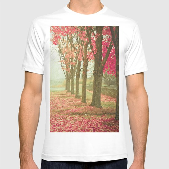 Scarlet Autumn T-shirt