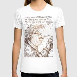 Bäckerin Schmidt T-shirt