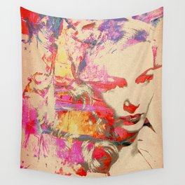 Divas - Veronica Lake Wall Tapestry