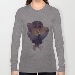 Verronica's Vulva Print No.2 Long Sleeve T-shirt