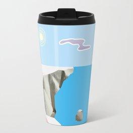 White Silence Travel Mug