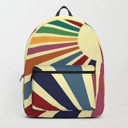 Sun Retro Art II Backpack
