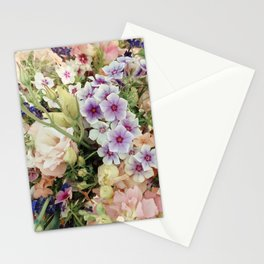 Vibrant Bouquet Stationery Cards