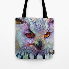 Ethereal Owl Tote Bag
