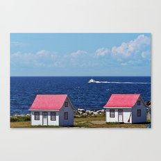 Sea Excursion Canvas Print