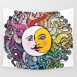 Equality - The Tentacle Collection  Wall Tapestry
