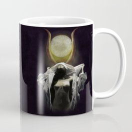 The Veil of Isis Coffee Mug