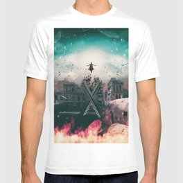Magneto Fan Art T-shirt