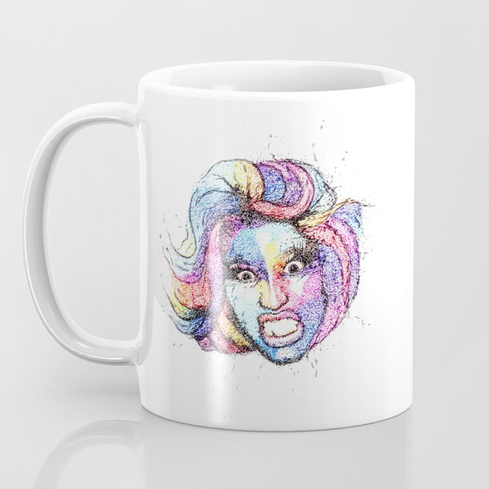 Nicki Coffee Mug