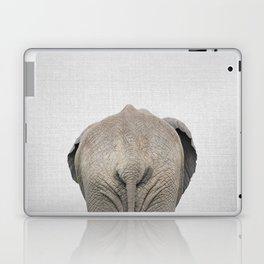 Elephant Tail - Colorful Laptop & iPad Skin