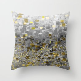 :: Honey Bee Compote :: Throw Pillow