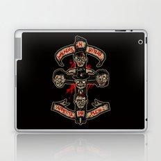 Appetite For Flesh Laptop & iPad Skin