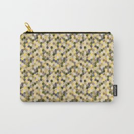 Bitmap in beige tones. Carry-All Pouch