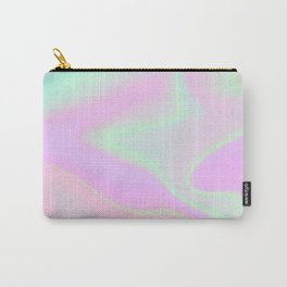Holographic Unicorn Style Carry-All Pouch
