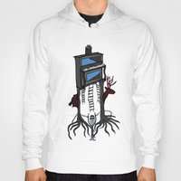 piano Hoodies featuring piano by JBLITTLEMONSTERS
