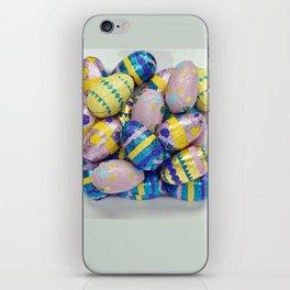Easter Plate IV iPhone Skin