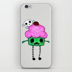 Zombie Cuppy Wants Your Brainz iPhone & iPod Skin
