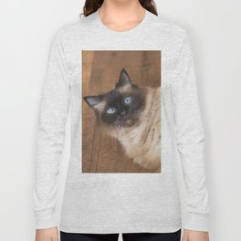 Ragdoll Cat Long Sleeve T-shirt