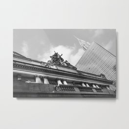 Grand Central NY Metal Print
