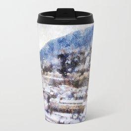 Snowy Heidelberg Travel Mug