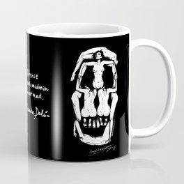 Salvador Dalì Skull Coffee Mug