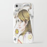 ahs iPhone & iPod Cases featuring Maggie Esmerelda-AHS by MELCHOMM
