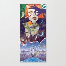 LA MACHINE #1 Canvas Print